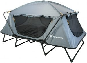 Winterial Double Tent Cot