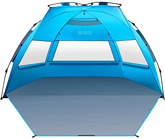 OutdoorMaster Pop Up 3-4 Person Tent